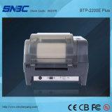 (BTP-2200E más) Ethernet serie-paralela WLAN del USB de 104m m dirige mantenimiento fácil de la transferencia de la escritura de la etiqueta de la impresora de la impresora termal del código de barras