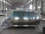 衛生ステンレス鋼の水平のミルク冷却タンク(ACE-ZNLG-5A)