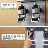 組み込みタンクおよび熱いですか冷水ディスペンサーが付いているRO水清浄器