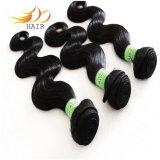 Tecelagem vietnamiana do cabelo da classe da venda por atacado 7A da extensão do cabelo humano de 100%