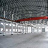 Breite Überspannungs-Licht-Rahmen-Stahlkonstruktion-aufbauendes vorfabriziertes Gebäude