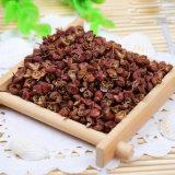 Pimenta selvagem vermelha da colheita nova chinesa, pó selvagem da pimenta, casca de Pricklyash