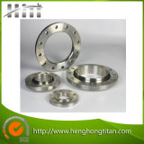 Forgia Large Steel Flange per Ship, Pressure Vessel, Sewage Treatment