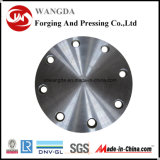 Bride d'acier du carbone de la norme ANSI BS DIN En1092-1 JIS