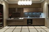 Armadio da cucina 2016 bianco della lacca di disegno Handless di lucentezza di Welbom