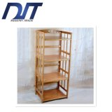 Multi-Storey Bamboo рамка хранения для микроволновой печи