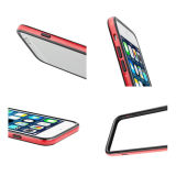 TPU Bumper Frame Cover Case voor iPhone 5s
