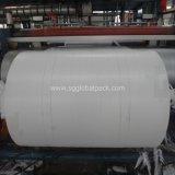 Tela tejida PP plana plástica del geotextil de los PP Slik