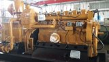 A biomassa industrial de Lvhuan 300kw dos geradores Gen-Ajustou fios trifásicos da C.A. quatro