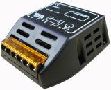 Regulador del sistema eléctrico de la batería solar de PWM 12V 24V 10A con 2 años de garantía