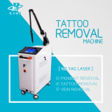 Q commutent le laser YAG de machine de déplacement de tatouage de laser de ND YAG