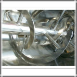 Mezclador doble horizontal concreto de la cinta para el polvo del material de construcción