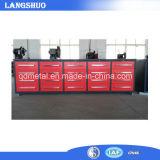Шкаф хранения ролика Ls 2017 промышленный стальной алюминиевый