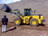 XCMG fábrica de rodas Venda Loader (ZL50G) 5tons de rodas