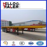 Fabriek die de Aanhangwagen van de Container van 3 As 40FT met de Kast van de Draai verkoopt