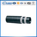 Draht-umsponnene Verstärkungshydraulischer Gummischlauch (R1 R2 R16 R17)