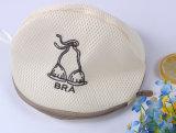 Embroideyの記号を用いる洗濯袋のブラの携帯用洗浄袋