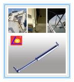 Contrefiches de gaz de compactage d'acier inoxydable avec l'oeil en métal
