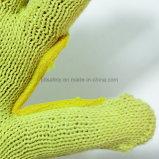 Couper le gant résistant de travail avec le renfort (K6101)