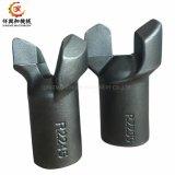 Moulage de précision détruit par précision de cire d'acier inoxydable/fer en métal