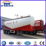 Aanhangwagen van de Tractor van de Vrachtwagen van het Poeder van het Cement van drie As de Droge Bulk
