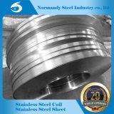 AISI a laminé à froid la bande de l'acier inoxydable 201 avec le fini de 2b/Ba/No. 4/Mirror