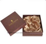 Caixa de empacotamento do vestuário/empacotamento de varejo luxuoso da roupa ou das sapatas
