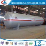Fabriek Directly Sales 100cbm LPG Tank van LPG Storage Tank 50ton voor Nigeria