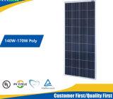 Fabbricazione PV Module18V 140 - comitati solari di 170W Mono&Poly