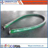 Manguito químico flexible resistente solvente ácido