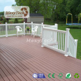 Pavimentazione esterna della piattaforma della plancia di legno di plastica WPC di nuova tecnologia