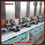 Facile d'utiliser la machine de remplissage de 8 têtes pour la ligne liquide