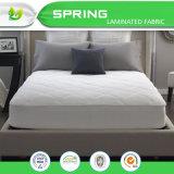 Protector/cubierta impermeables del colchón de la talla hipoalérgica superior de la reina - el vinilo libera