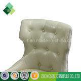Asiatischer Artwingback-Stuhl-lederner Stuhl für Wohnzimmer (ZSC-41)
