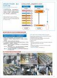 Pp. füllen die Herstellung der Maschinerie, eine Jobstepp-Schlag-formenmaschine ab