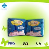 Women Hygiene Cotton Anion Ultra Thin Sanitary Pad with Panty