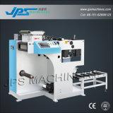 Máquina pré-imprimida automática do dobrador do papel de etiqueta de Jps-320zd com talhadeira