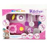 Cucina della Camera dei giocattoli dei bambini educativa dell'insieme della stufa di cottura
