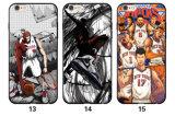 Étui pour téléphone cellulaire modèle à dessin 3D NBA