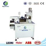 Máquina que prensa terminal automática del cable de alambre de la precisión de la alta calidad