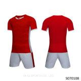 Uniformes Negro De Buena Calidad Fútbol Jersey Uniformes Cliente Imprimir Fútbol Jersey Uniformes Plain Blank Jersey Fútbol