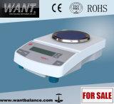 o balanço pequeno sensível com Ce, ISO de 2000g 0.01g, RoHS, C-Tiquetaqueia
