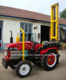 Qz-100c Tracteur monté DTH Hammer Water Well Drilling Rig