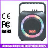 Диктор F105 Bluetooth цветастого света руководства популярный дешевый перезаряжаемые