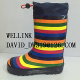 Mode colorée Rainboots