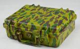 Cassetta portautensili di plastica impermeabile della cassa di strumento del fornitore della Cina con gomma piuma