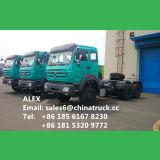 [بيبن] [6إكس6] شاحنة [بيبن] جرّار شاحنة لأنّ عمليّة بيع