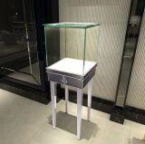 Estante de visualización de cristal del escaparate de los cosméticos