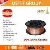 Collegare solido rivestito del rame a gas protettivo Premium di qualità (MIG) Aws A5.18 Er70s-6