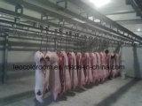 Quarto refrigerando para o armazém da carne